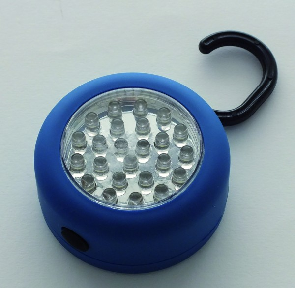 LED Working Light Round 70mm