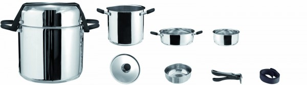 cookware set 6 pieces