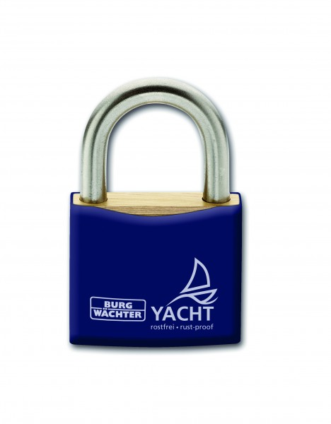 Padlock, seawater proofed, set of 3 30 mm